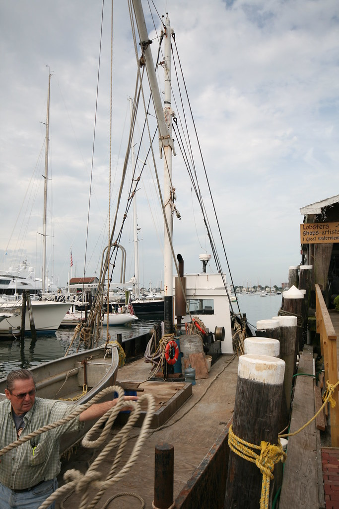 img 7817 a commercial fisherman tying his boat to the dock flickr