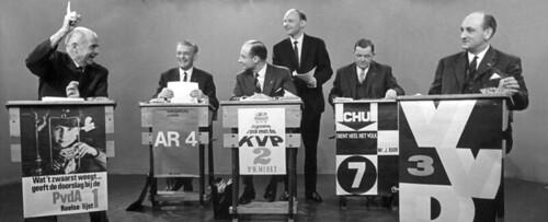 Verkiezingsdebat / Election debate | by Nationaal Archief