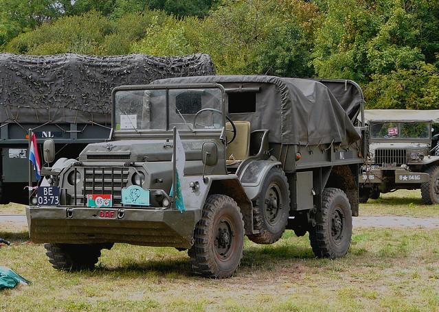 daf ya126 1 tonne class truck cold war flickr photo sharing. Black Bedroom Furniture Sets. Home Design Ideas