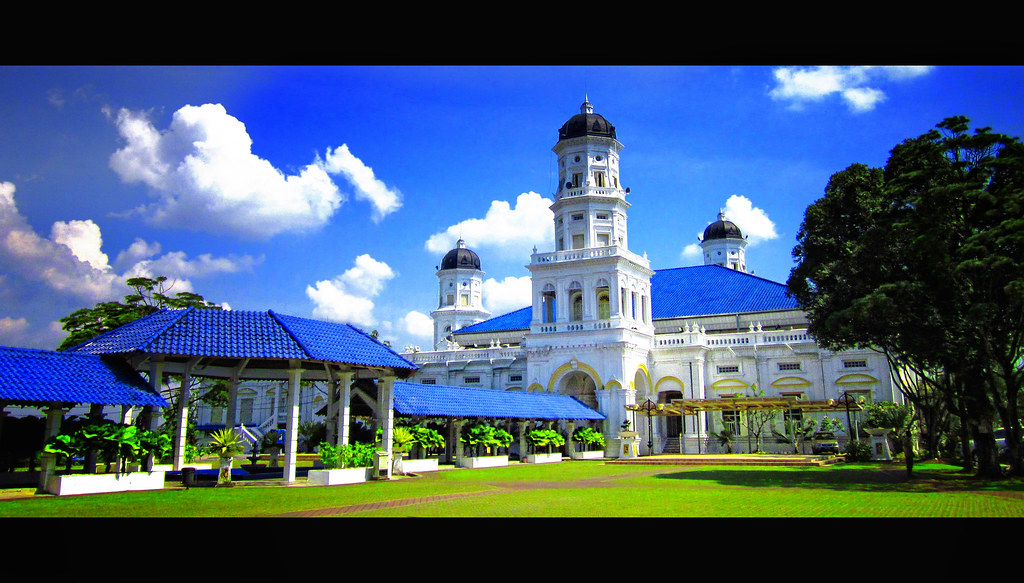 Sultan Abu Bakar Mosque Johor Bahru Sultan Abu Bakar