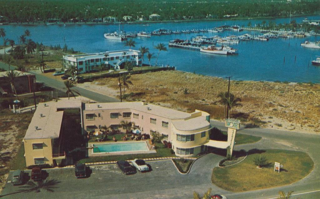 Stansfield motor hotel fort lauderdale florida 1101 for Blue sea motor inn