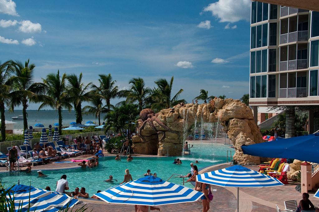 Estero Island Beach Club Fort Myers Florida