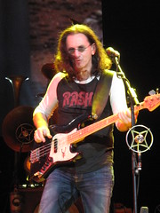 Rush - Geddy Lee by Peter Hutchins