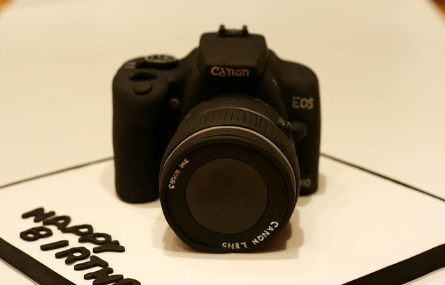 Lens View Canon Camera Cake Flickr Photo Sharing