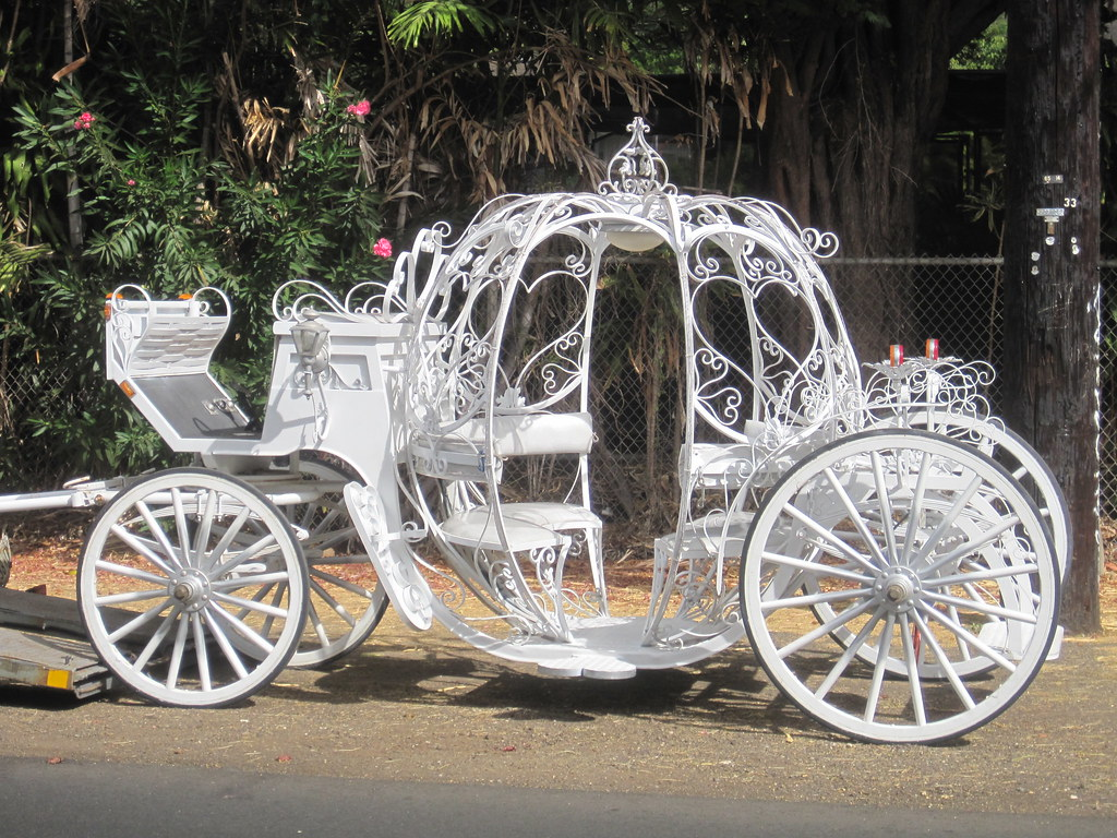 White Horse Carriage White Horse Carriage For