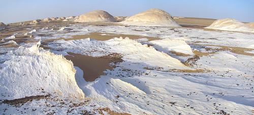 Crestas eólicas - White Desert (Egipto) - 08