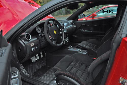 Ferrari 599 Gto Interior Slavik K Flickr