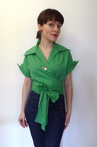green_shirt | by TillyButtons
