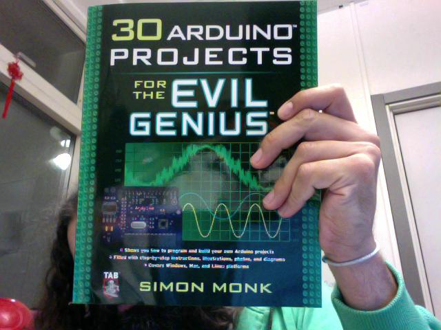 Arduino projects for the evil genius david