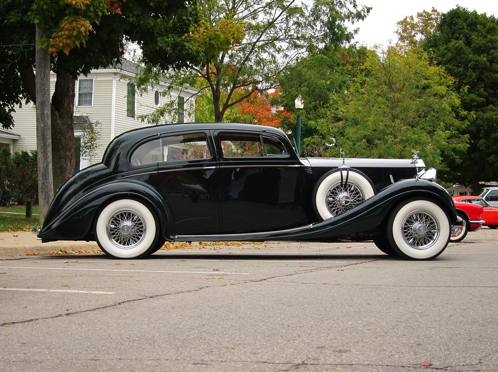 1936 Rolls Royce Phantom Iii Any Number Of Words Can Be