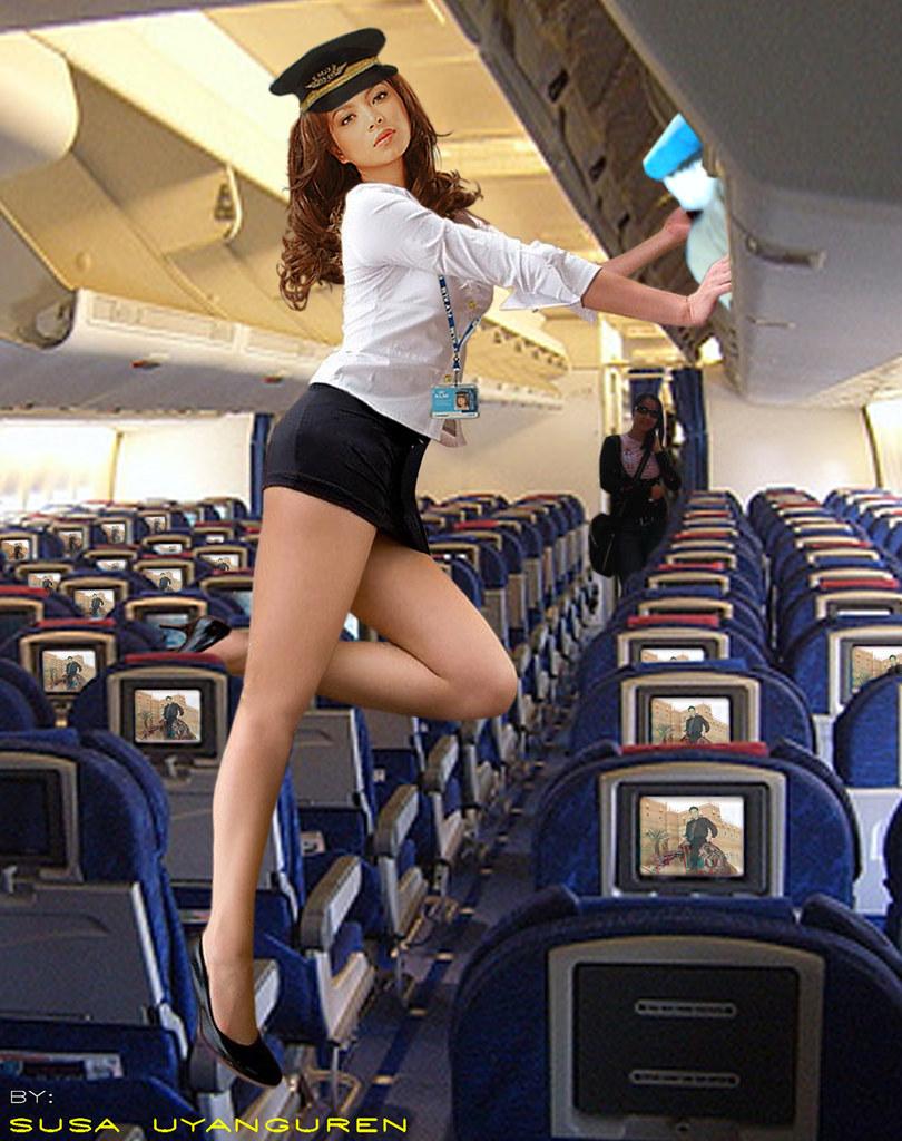 STEWARDESS   Stewardess, Beautiful Stewardess, Flight ...