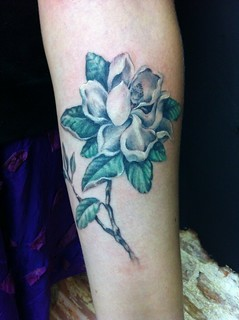 Magnolia | by Allen Tattoo