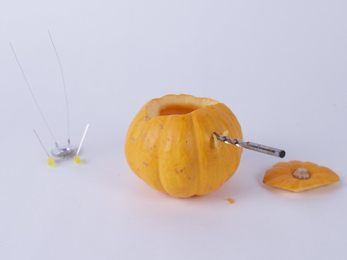 Blinky-o-lantern build | by 1lenore
