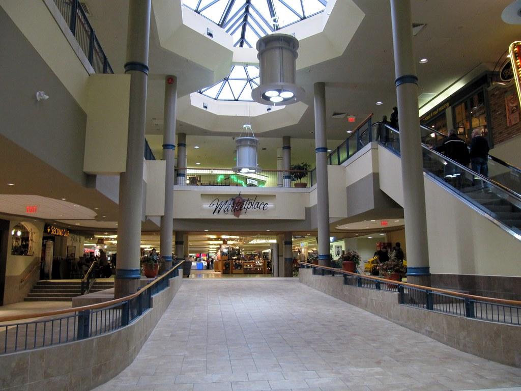 Interior Avalon Mall St John S Newfoundland Canada