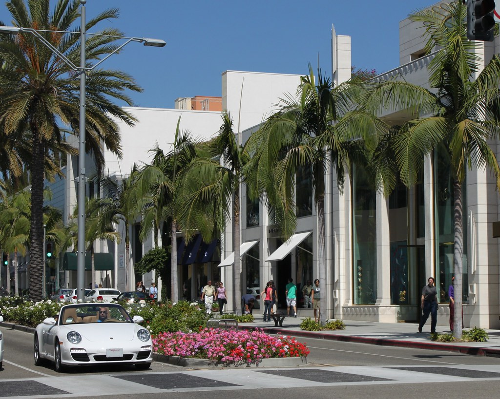 Rodeo Drive Beverly Hills Prayitno Thank You For 12