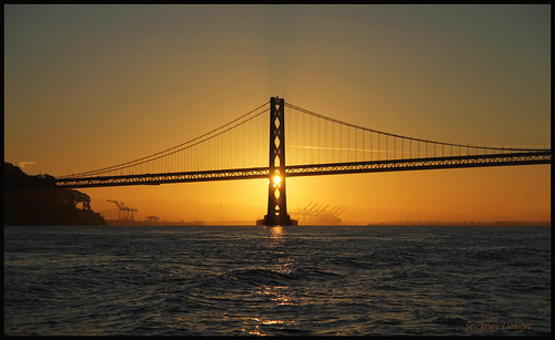 Bay Bridge Bullseye | by LifeLover4