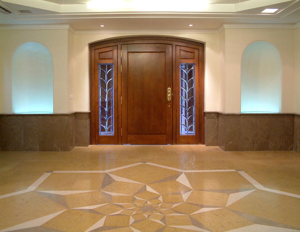 Custom Made Wooden Entry Door Us Door More Inc Flickr