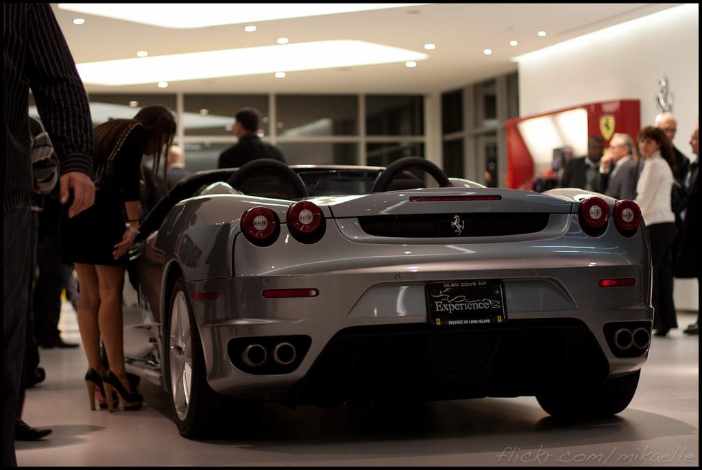 ... Ferrari Maserati Of Long Island Grand Opening Celebration | By MikaelleS
