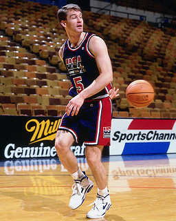 Mark Price Team USA | by Cavs History