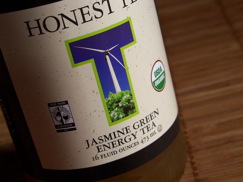 Honest Tea Jasmine Green Energy | by A Girl With Tea