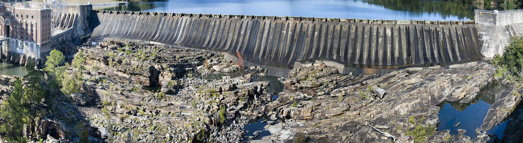 Image result for tallassee, al dam