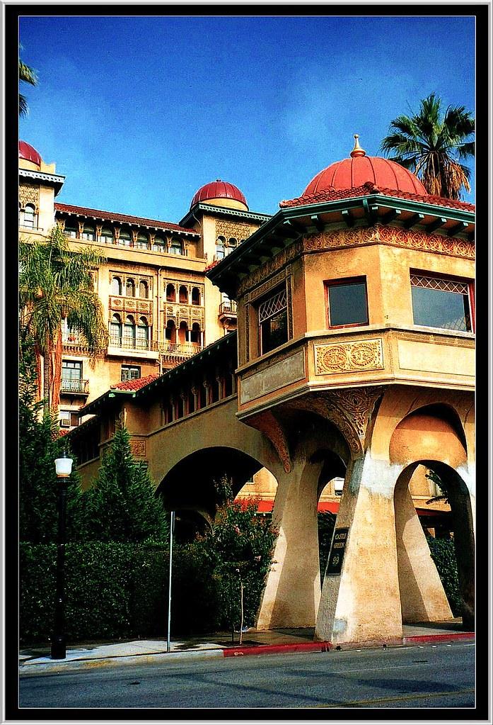 Green Hotel Apartments Pasadena Ca