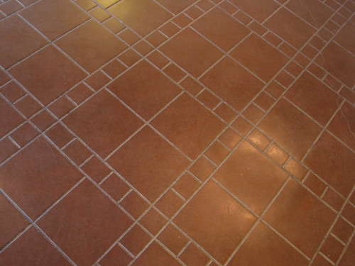 Original Tiled Floor of Belltower Building Main Lobby | by California State University Channel Islands