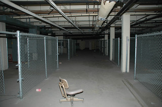 Basement Level of Science and Treatment Building | by California State University Channel Islands