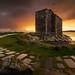 Portencross castle 6-10-10