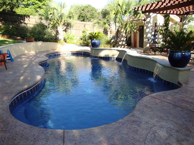 Pool Pros San Angelo Tx Fiberglass Pools Flickr