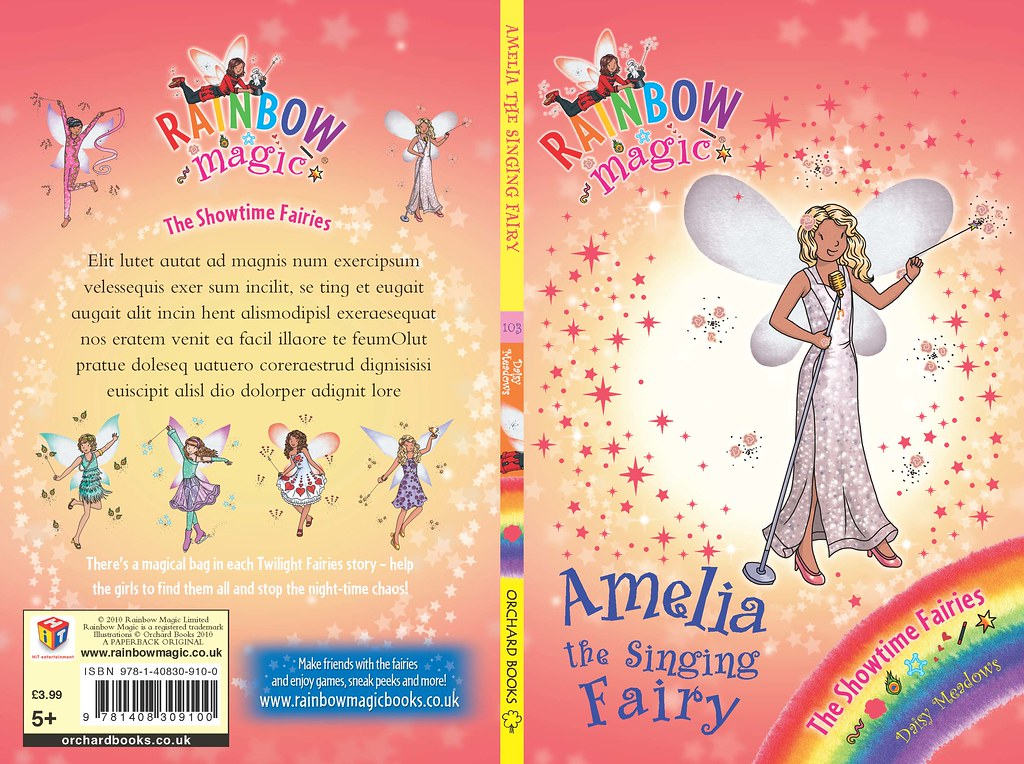 NEW Rainbow Magic Fabulous Fairy Annual 2016 By Daisy Meadows Hardcover