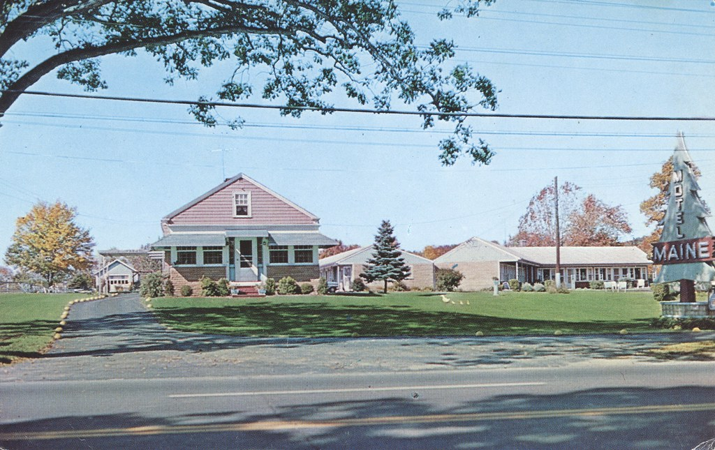 Maine Motel - North Attleboro, Massachusetts