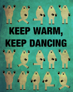 KEEP WARM KEEP DANCING | by THEFUNCTIONALFOX