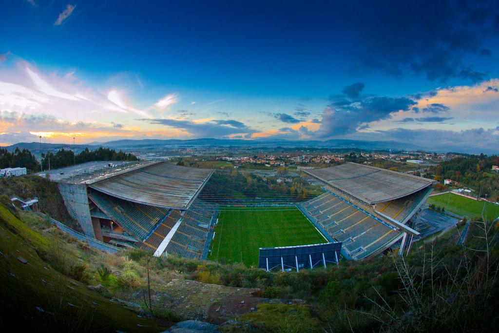 Resultado de imagen para estadio municipal de bragas
