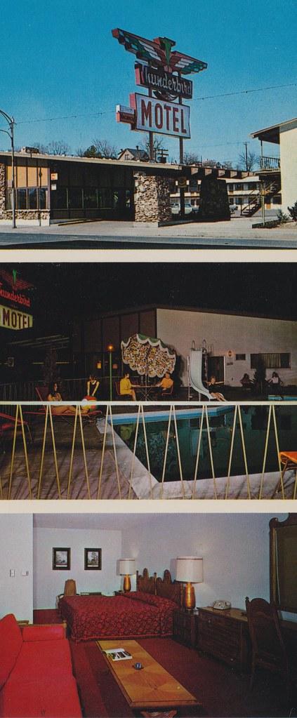 Thunderbird Motel - Elko, Nevada