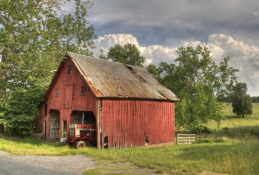Country Barn Ferrell Mccollough Flickr