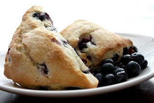 Blueberry Scones | by niftyfoodie