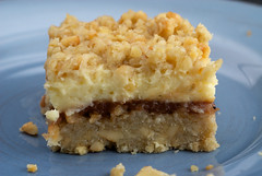 Cream Cheese and Oat Bars