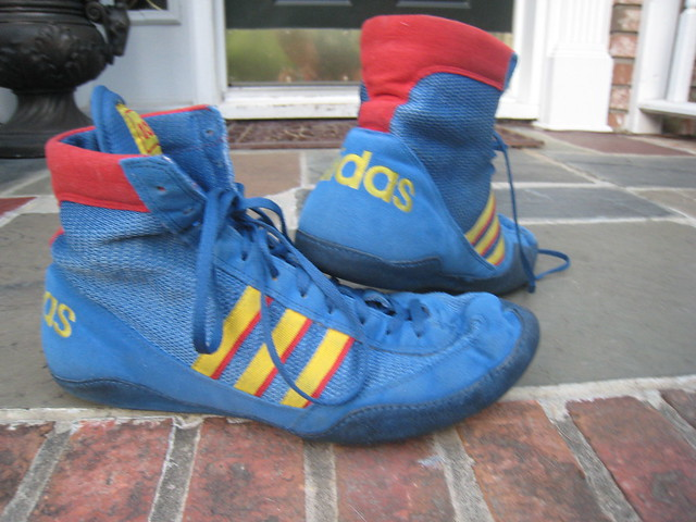 Adidas Wrestling Shoes | Flickr