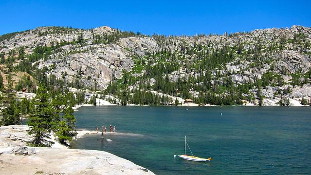 Echo lake california flickr photo sharing for Echo lake ca cabine
