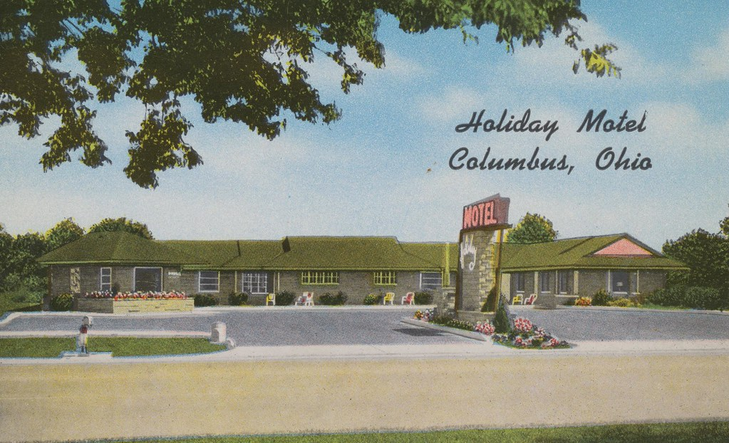 Holiday Motel - Columbus, Ohio