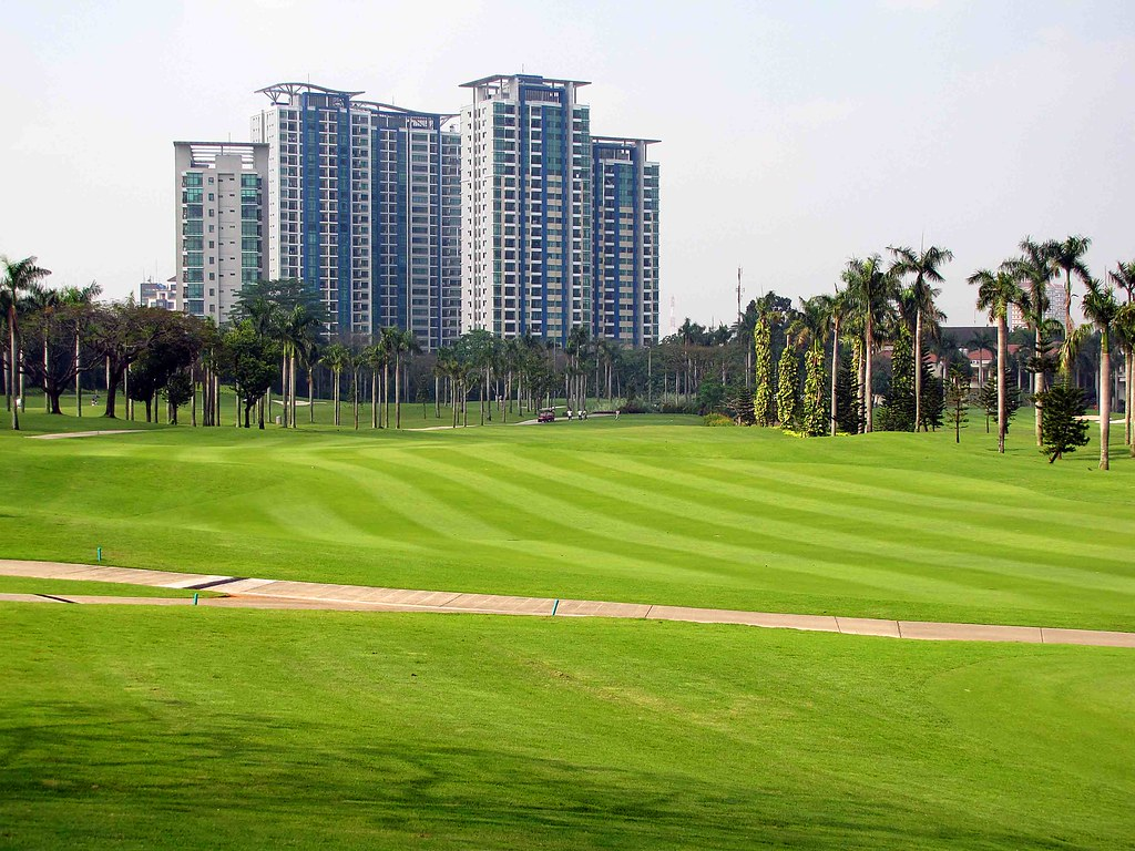 Pondok Indah Golf Course Pondok Indah Golf by
