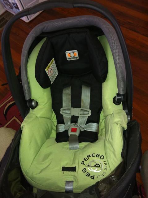 Peg Perego Viaggio Convertible Car Seat