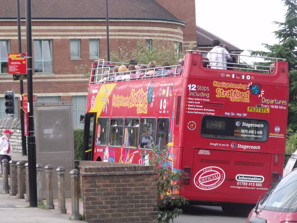 city sightseeing stratford upon avon stop no 1 pen pa flickr. Black Bedroom Furniture Sets. Home Design Ideas