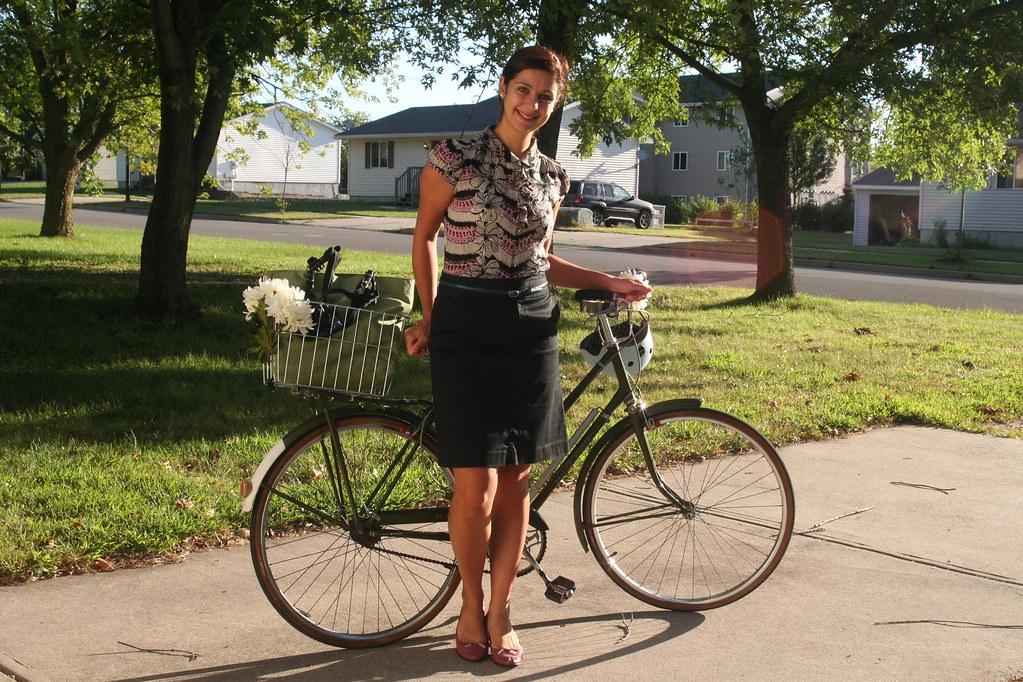 Bike Commuting Dress Shoes