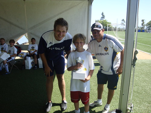 LA Galaxy Youth Soccer Camps | by LA Galaxy