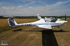 D-EWAO - 20085 - Private - Diamond DA-20 Katana - 100710 - Fowlmere - Steven Gray - IMG_6693