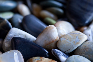 Entropy: How the Pebbles Fell | by jar [o]