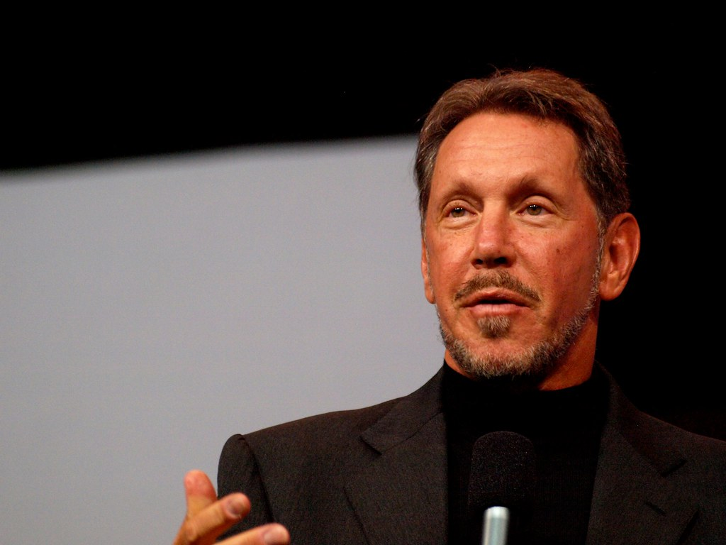 larry ellison Before larry ellison became a high-tech billionaire wealthy enough to establish a cancer research center at usc, he was a divorced college dropout living on a sailboat with his cat he had planned to fulfill his family's wishes and become a doctor but he came to regard an anatomy class as a.
