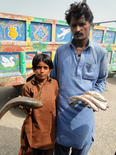 Father and son, fishermen | by United Nations Development Programme